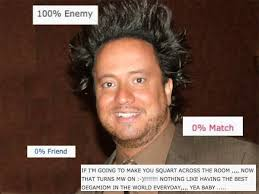 Aliens Meme Original - ancient squart guys ancient aliens know your meme