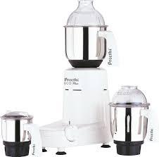 amazon com preethi eco plus mixer grinder kitchen u0026 dining