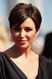 images of womens short hairstyles with layered low hairline medium short pixie haircut information about medium short