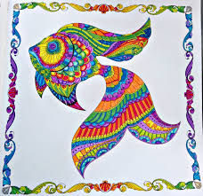 rainbow fish from