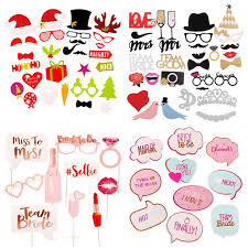 Photo Booth Buy Aliexpress Com Buy Fengrise Fun Wedding Decoration Photo Booth