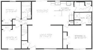 split floor plan professional floor plans split floor plan homes new by professional