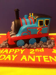 thomas train cake for 2nd birthday cakecentral com