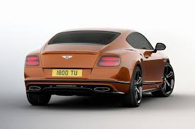 bentley continental gt review 2017 bentley continental gt rear u2013 idea de imagen del coche