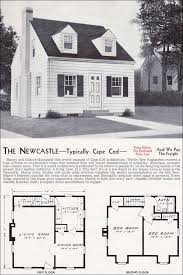cape cod home floor plans bold design cape cod house plans 1940s 5 17 best images about at