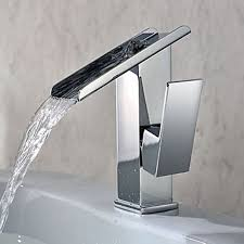 sink faucet design single handle contemporary faucets brass solid