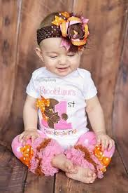 Thanksgiving Dresses For Infants Custom Listing For Christen Big Bows Thanksgiving And Too Cute