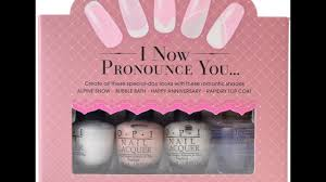 5 best o p i nail polish mini lacquer french manicure review