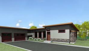 ranch house plans contemporary 1 bedroom with icf walls
