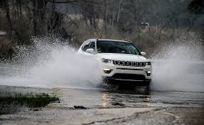 jeep compass 4x4 system fiat chrysler automobiles launches the jeep compass in india with