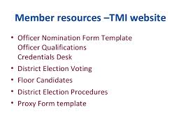 voter education for toastmasters 2014 2