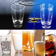 Modern Wine Glasses by Aliexpress Com Buy Modern Brief Clear Glass Cup 450ml Wine Glass