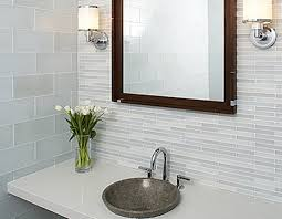 bathroom wall ideas on a budget eye catching glass block wall