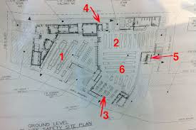 dissecting this floor plan of the wal mart market in lakeview