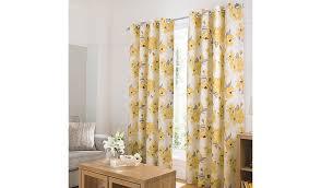 Soft Yellow Curtains Designs Next Yellow Flower Curtains Curtain Bulgarmark