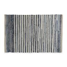 Black And White Striped Kitchen Rug Buy Striped Kitchen Rug From Bed Bath Beyond
