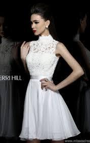 13 best wedding short dress images on pinterest sherri hill prom