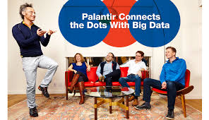 palantir connects the dots with big data