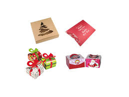 christmas boxes christmas boxes custom shape size boxes with your logo print