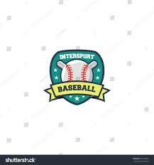 intersport baseball inter sport logo vector stock vector 721435501 shutterstock