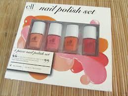 e l f spring collection 2012 gordmans review makeupfu
