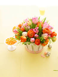 Easter Decorations Big Lots by 80 Best Easter Flowers And Centerpieces Floral Arrangements For