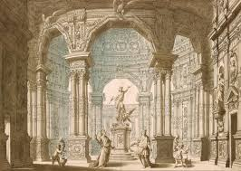 1757 best déco maison images giuseppe galli bibiena stage set stage and museums