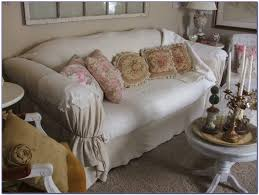 How To Make Slipcovers For Sofas How To Make A Sofa Slipcover With Sheets Sofas Home Design