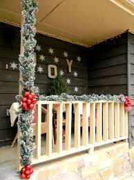 Brylane Home Christmas Decorations 370 Best Front Porch Christmas Decorating Ideas Images On