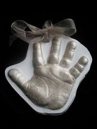 simple salt dough mitten ornament keepsake salt dough mittens