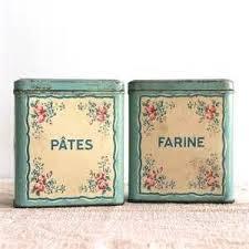 178 best vintage canister sets u0026 singles images on pinterest