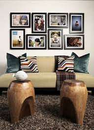 exquisite home interior decoration using frame wall decor ideas