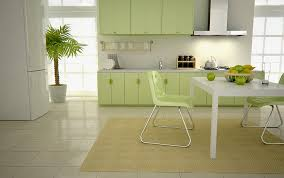 green and kitchen ideas green kitchens
