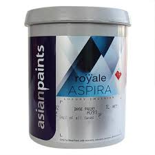 interior royal aspire emulsion plastic paint 1ltr
