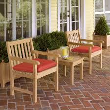 Wood Outdoor Chairs Best Shorea Wood Furniture For Outdoors In 2017 Teak Patio