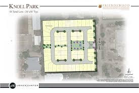 knoll park friendswood development