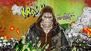 Killer Croc Halloween Costume Killer Croc Squad Diy Halloween Costume Diyhalloween