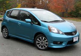 2012 honda fit information and photos zombiedrive