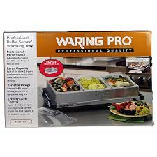 waring pro buffet server warming tray sam u0027s club