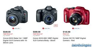 canon rebel black friday digital camera deals at target letsgodigital