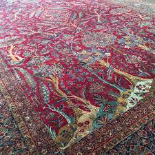 Antique Rug Appraisal Rug Care Services Rug Cleaning And Restoration Dallas