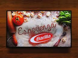 aprenda a cozinhar em duas horas com o curso da barilla the são