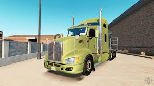 a model kenworth kenworth t660 for american truck simulator new ats kenworth t660