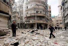 Syria Culture Shock Website by Consumed By Death And Destruction Syria Is A Ruined Caricature Of