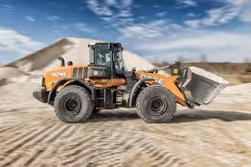 case g series wheel loaders lift operator comfort to new levels