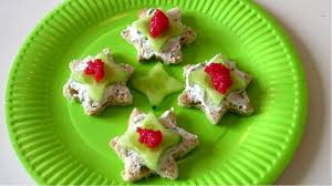 recette de cuisine noel recette créative pour enfants etoiles de noël