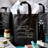 gift bags for wedding personalized wedding gift bags
