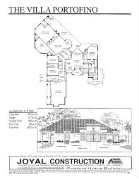 arts and crafts floor plans floor plans joyal construction