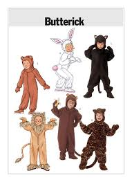 Halloween Costume Patterns B3238 Butterick Patterns