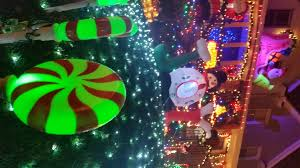 dyker heights christmas lights mouthful life covered